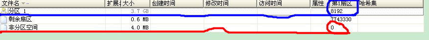 图4. 用WinHex文件打开SD所在的盘符