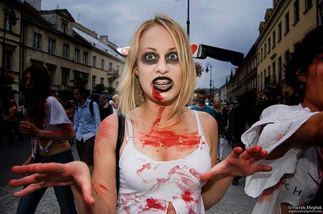 zombie-by-aeviin-on-flickr